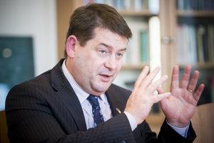 Dara Murphy, zástupca írskeho ministra zahraničných vecí pre Európsku úniu.