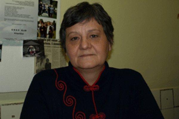 Oľga Fabianová bojuje s rakovinou od roku 2001.
