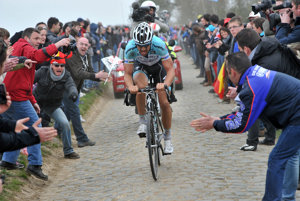 Belgičan Tom Boonen v nedeľu ukončí na Paríž - Roubaix kariéru.