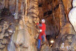 Jasovská jaskyňa.