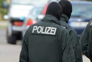 Nemeckí policajti sa v Berlíne zapojili do razie proti islamistom