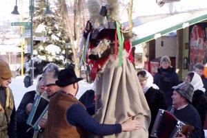 Fašiangy sú aj na Kysuciach symbolom radosti a zábavy.