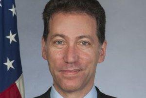 Adam Sterling, veľvyslanec Spojených štátov Amerických na Slovensku.