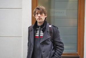 Jozef Kákoš, zástupca riaditeľa organizácie Depaul Slovensko