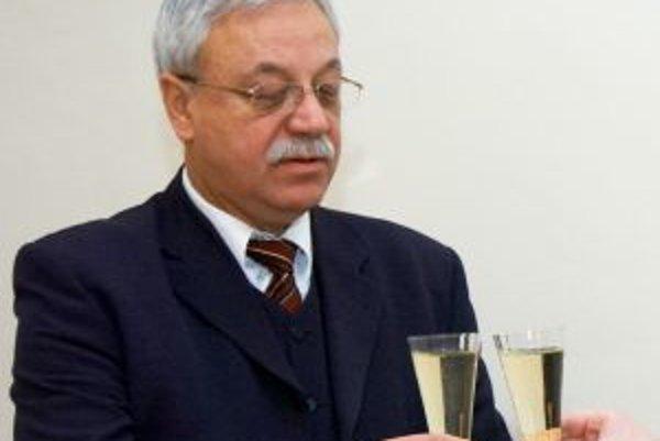 Ústavný sudca Juraj Horváth.