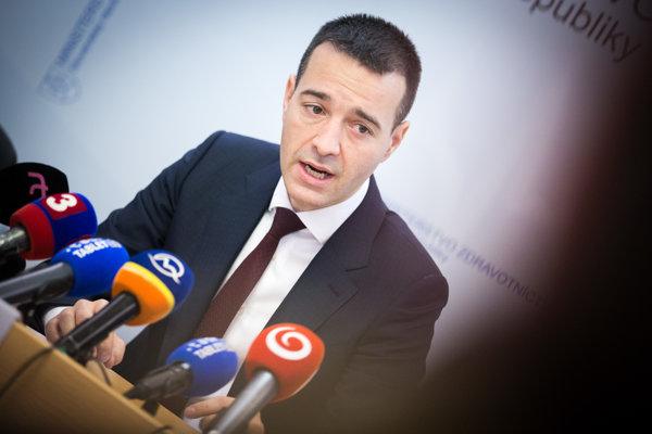 Minister Drucker.