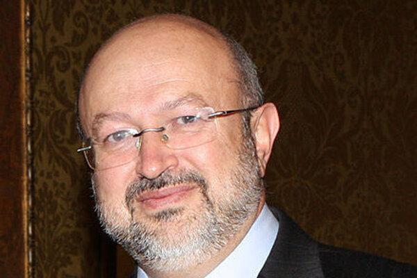 Generálny tajomník Organizácie pre bezpečnosť a spoluprácu v Európe Lamberto Zannier