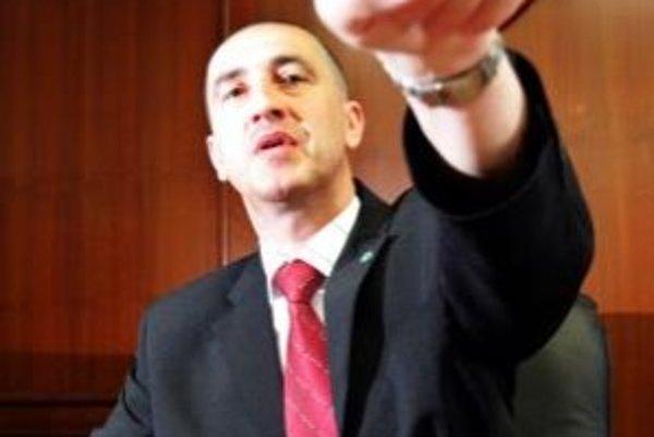 Predseda Špeciálneho súdu Igor Králik