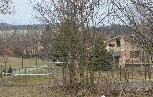 Dom, v ktorom sa incident odohral.