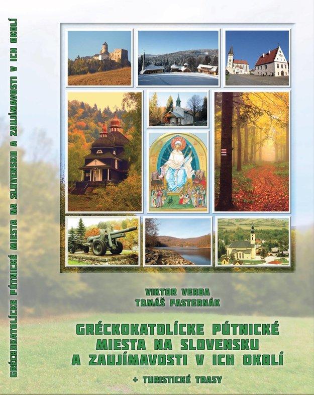 Nová kniha o pútnických miestach i turistických trasách.