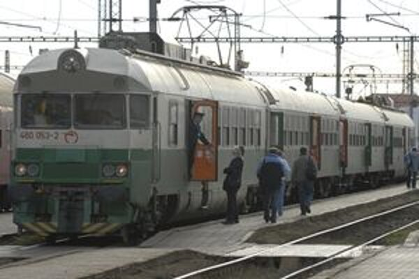 Do Prievidze príde vlak z Bratislavy aj tesne pred Štedrým dňom.