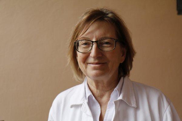 Elena Kulichová je nominovaná na Ženu roka.