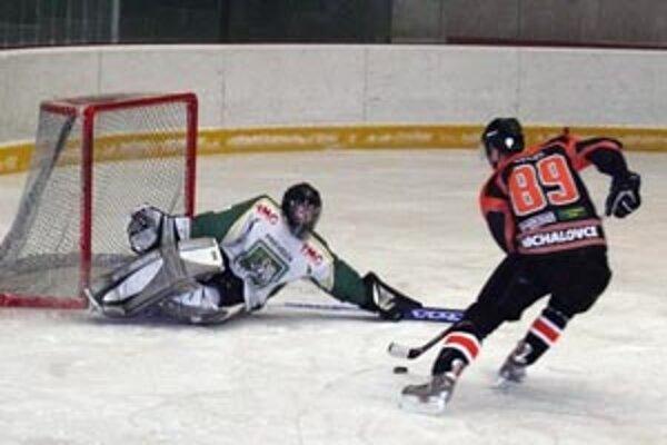 Prievidžania inkasovali v Senici len jeden gól, čo bolo základom ich víťazstva.