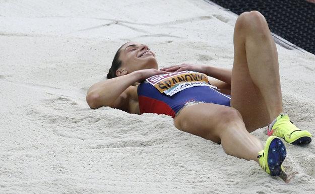 Ivana Španovičová.