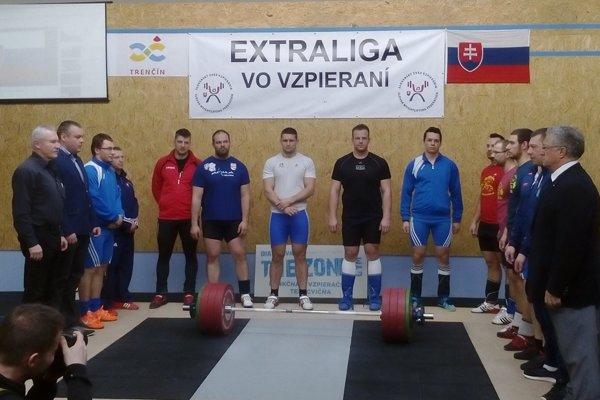 Prvé kolo sa uskutočnilo v Bratislave.