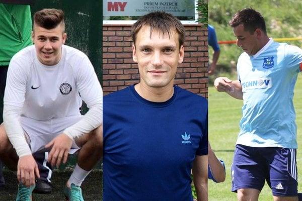 Tri zaujímavé prestupy - Mário Kajaba bude hrať za Nevidzany, Vladimír Nemec je v Zbehoch a Anton Bábik prestúpil z Rumanovej do Veľkého Zálužia.