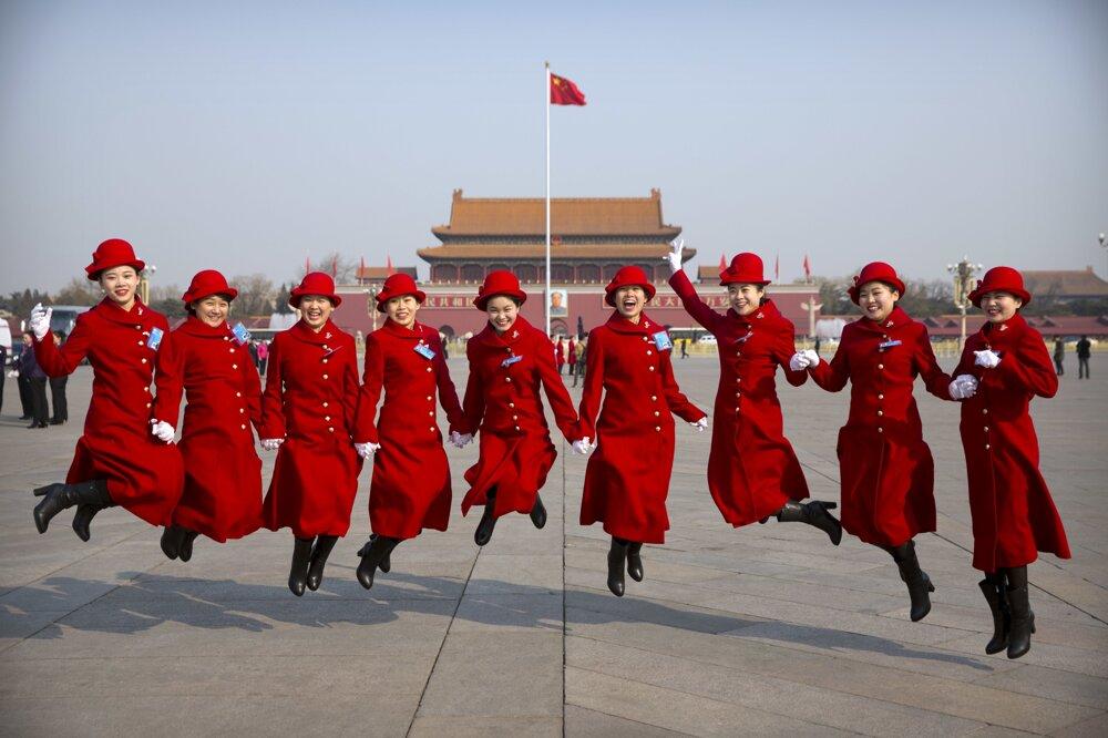 V Pekingu sa v nedeľu začalo výročné zasadnutie Celočínskeho zhromaždenia ľudových poslancov.
