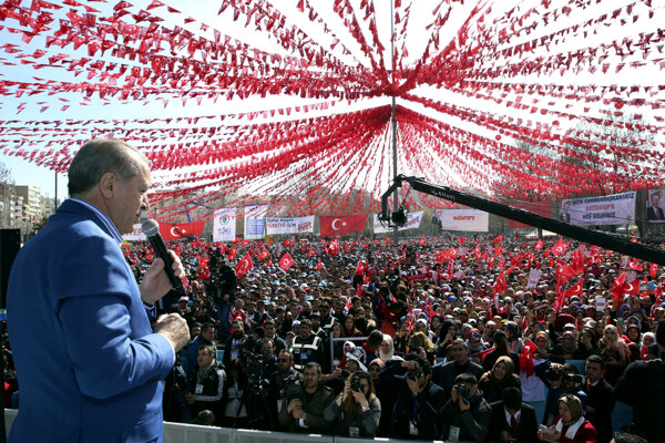 Prezident Erdogan