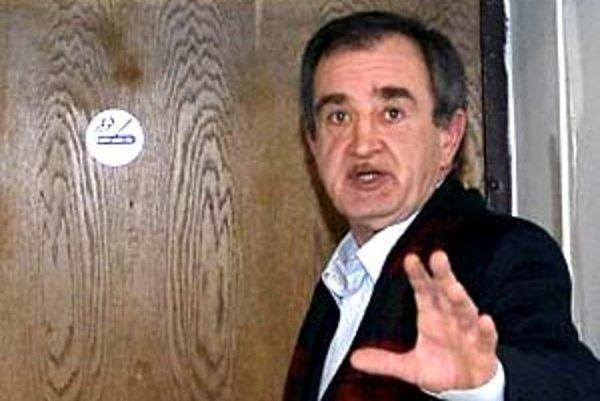 Jeden z odsúdených, Stanislav Dúbravický. Súd mi zvýšil trest z 10 na 12 rokov väzenia.