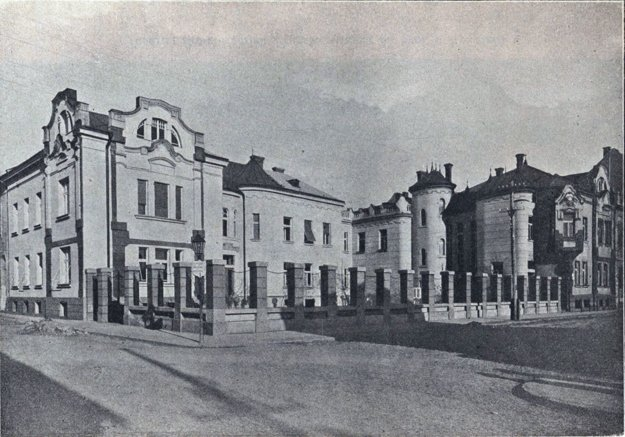 Sanatórium dr. Nemessányiho.