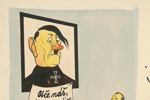 Otče náš. (Slovenská národná galéria, webumenia.sk)
