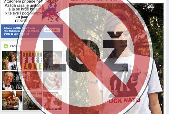 Hoax o českých vojakoch v Litve