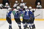 Hokejisti Detvy vyhrali I. hokejovú ligu.