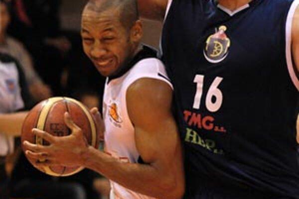 Nikola Manojlovič zaťažil konto Banskej Bystrice desiatimi bodmi.