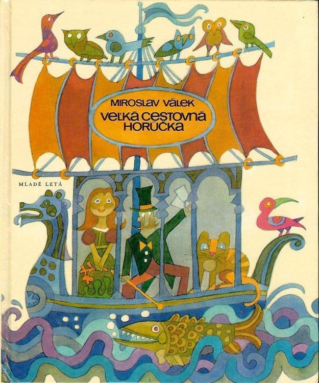 V Holandsku vyšli preklady slovenských detských kníh naposledy v 70. a 80. rokoch minulého storočia. Medzi nimi Válkova Veľká cestovná horúčka s ilustráciami Miroslava Cipára.
