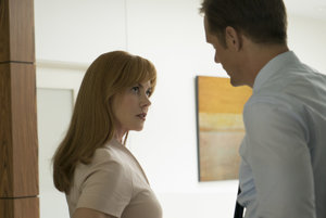 Kľúčovou postavou príbehu je submisívna Celeste, ktorú skvele stvárnila Nicole Kidman.