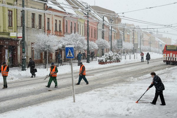 Mesto Prešov - ilustračné.
