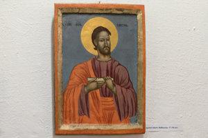 Ikona Apoštol Jakub, Bulharsko, 17./18. stor.