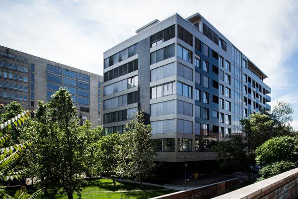 Komplex Five Star Residence v Bratislave.