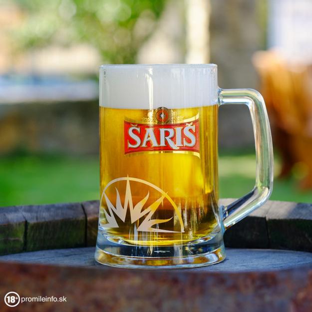 Šariš je na východe najpopulárnejším pivom
