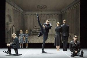 Der Sandmann, Ballet Zürich, choreografia Christian Spuck.