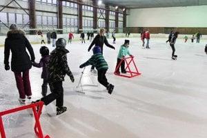 Nové korčuliarske pomôcky sú obohatením.