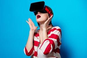 Virtuálna realita je taká autentická, že dokáže presvedčiť váš mozog, že ste niekde inde.