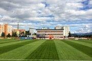 Súčasný štadión MFK.