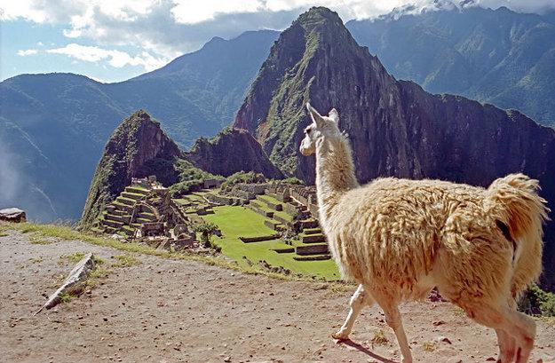 Jedným z klenotov Peru sú hory a slávne Machu Picchu.