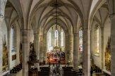 Pozrite si ako vyzerá súčasný interiér Dómu sv. Martina
