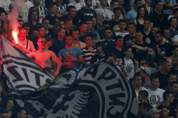 Ak sa futbalisti Partizanu Belehrad kvalifikujú do jedného z európskych pohárov, budú môcť jeho fanúšikovia vidieť prestížne zápasy už v budúcej sezóne.
