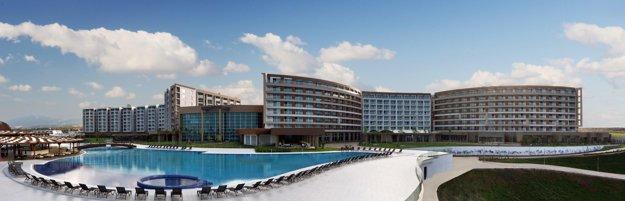 Hotel Elexus  Hotel & Resort 5*, severný Cyprus, Catalkoy.