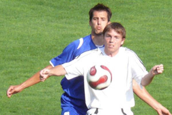 Dušan Oravec vsietil úvodný gól zápasu.