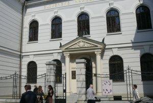 Múzeum A. Kmeťa.
