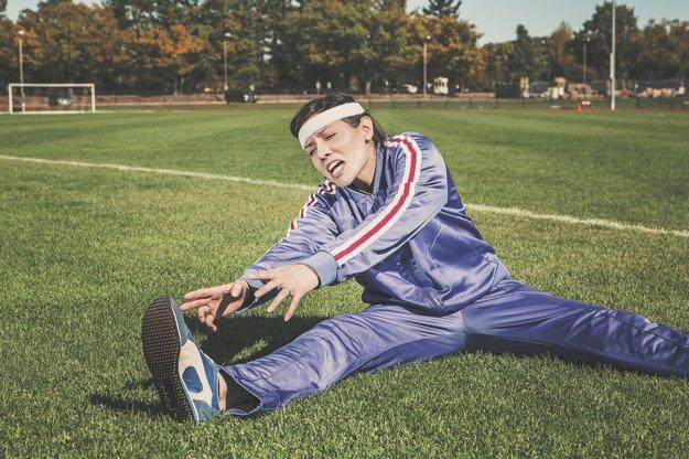 Nie každý cíti blahodárne účinky športu.