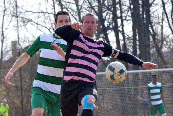 Michal Kempný strelil V Bešeňovej prvé dva góly a na posledný prihral.