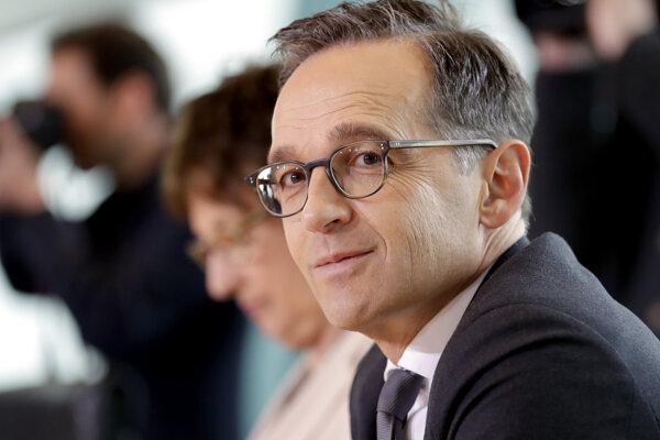 Minister zahraničia Heiko Maas.