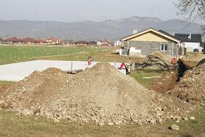 V obci je čulý stavebný ruch. Stavať by sa mohlo aj viných lokalitách, nový plán chýba.