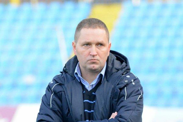 Kouč FC VSS Košice Jozef Majoroš.