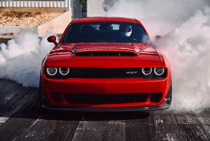 Dodge Challenger Demon.